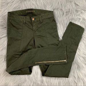 J Brand | Olive Green West Point